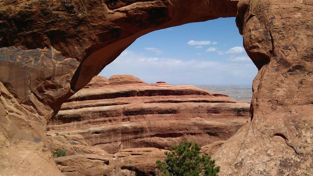 Arches National Park, Moab, Utah (Photo: Dorothy Gibson)